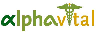 AlphaVital Logo